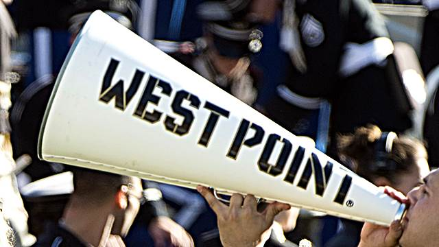 Army West Point Megaphone