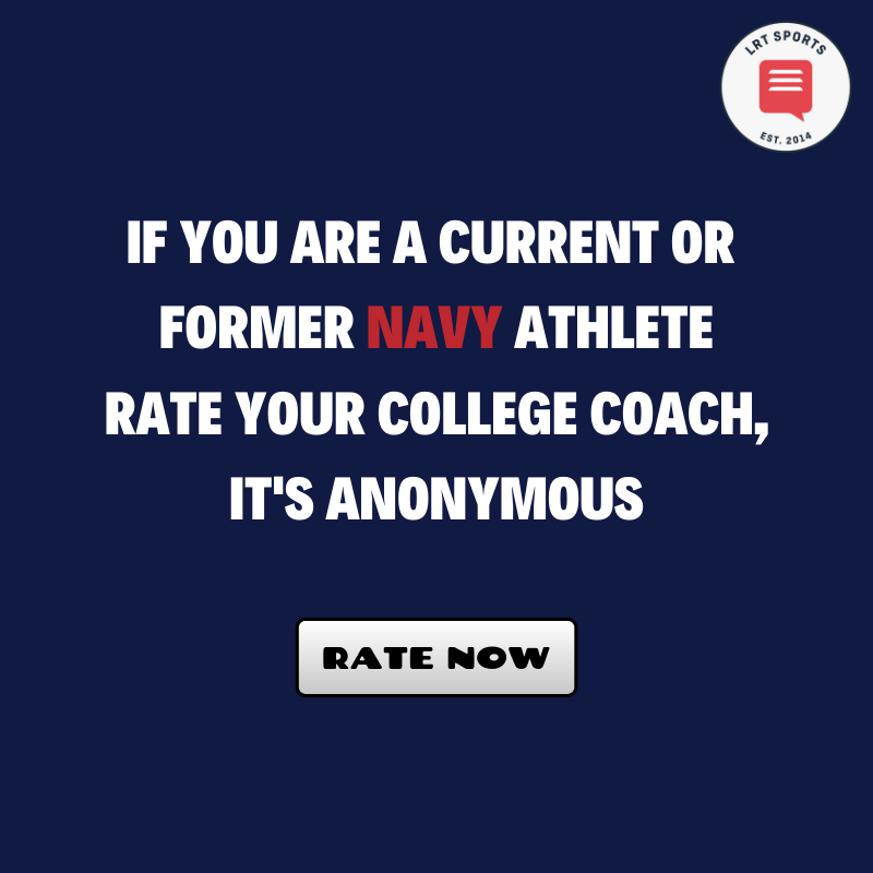 Navy - Rate your coach