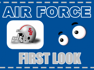 Air Force First Look-Stony Brook