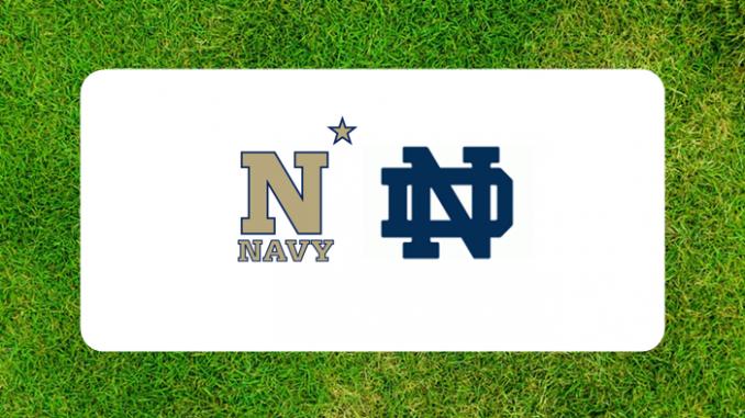 Navy-Notre Dame