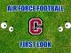 Eyes on Air Force Logo
