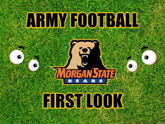 Eyes on Morgan State logo