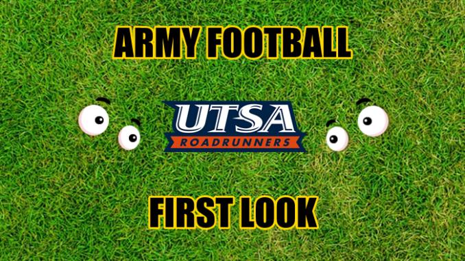 Eyes on UTSA logo