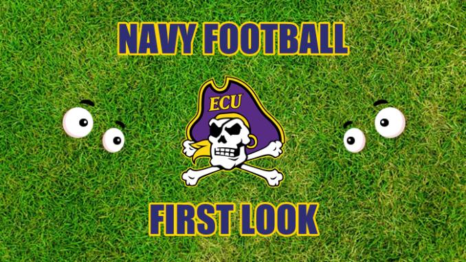 Eyes on East Carolina logo