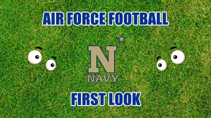 Eyes on Navy logo