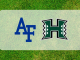 Air Force and Hawaii logos