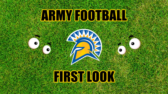 Eyes on San Jose State logo