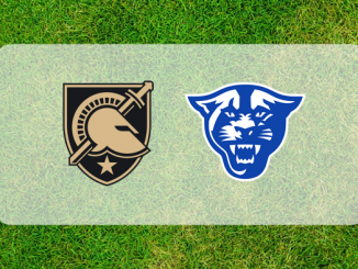 Army and Georgia State logos