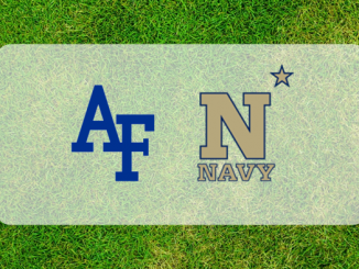 Air Force and Navy logos