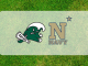 Tulane and Navy logos