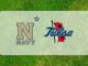 Navy and Tulsa logos