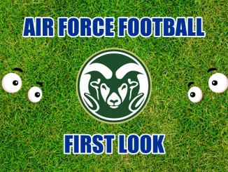 Eyes on Colorado State logo