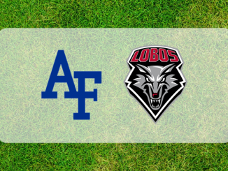 Air Force and New Mexico logos