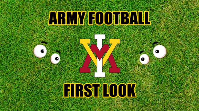 Eyes on VMI logo