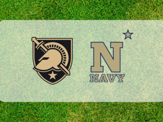 Army-Navy football logos
