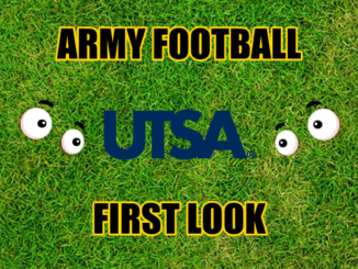 rmy Football First Look-UTSA