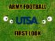 rmy Football First Look-UTSA
